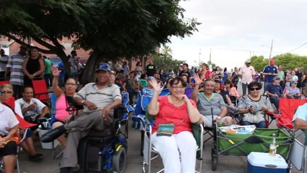 Segundo Barrio block party 2015