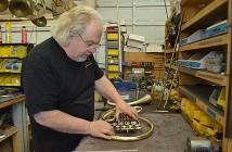 Jim Patterson of Patterson Hornworks.