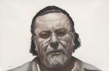 """John"" from De Puro Corazon series by Gaspar Enriquez. Photo courtesy of the Smithsonian's National Portrait Gallery"