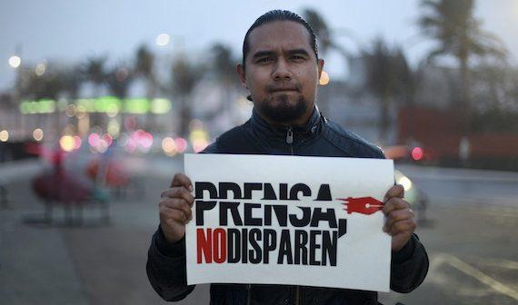 Periodistas amenazados frecuentemente en Veracruz