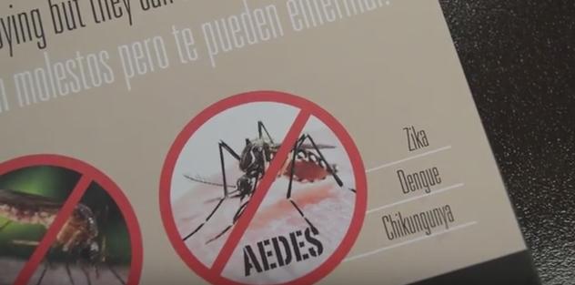 El Paso getting education on preventing Zika