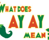 What does Ay Ay mean in Spanish?