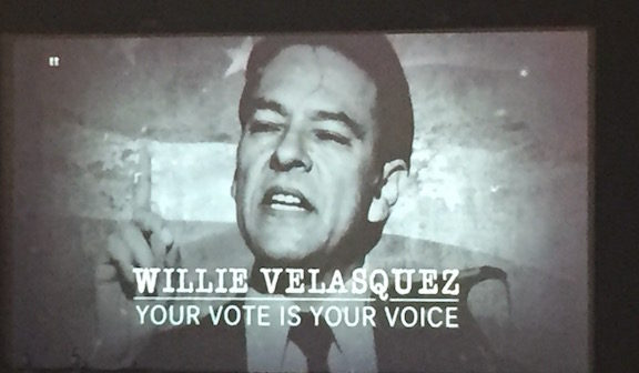 Filmmaker Galán honors Willie Velasquez's Legacy in Latest PBS documentary in run up to Election 2016