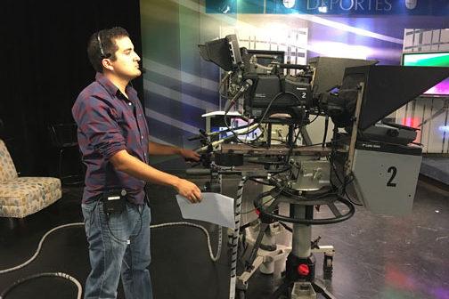 Photo by Aldo Acosta, Channel 26 Univision