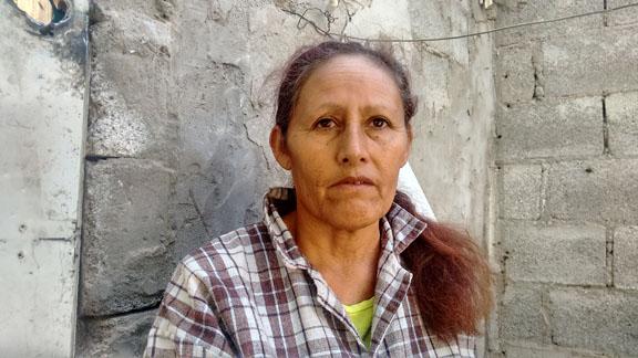 Guadalupe Chávez. Foto por Jonathan Álvarez