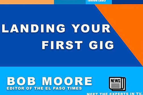 UTEP Landing Your First Gig