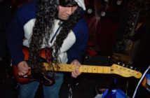 One of my first show playing, it was Halloween of 2013 where Sumatra hookah lounge was.