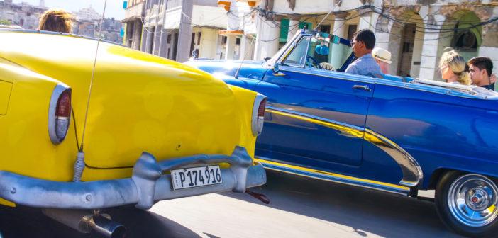 Cuba-cars