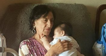 Grandmother's death brings lesson in living