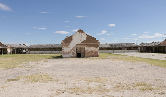 If these walls could talk – El Paso County farm that served as processing center for Bracero Program evokes memories of a different era