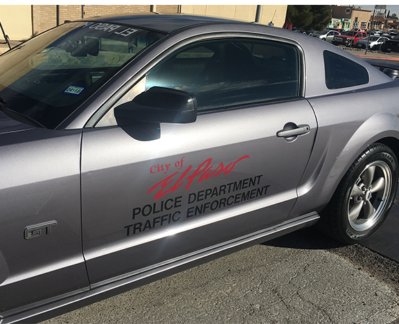 Fast and subtle, police using partially marked cars to target aggressive drivers
