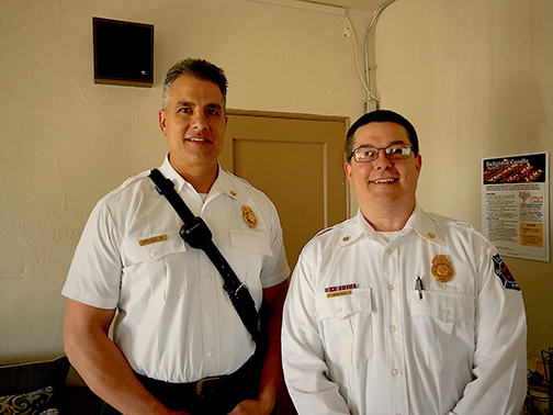 Deputy Chief & Assistant Fire Chief