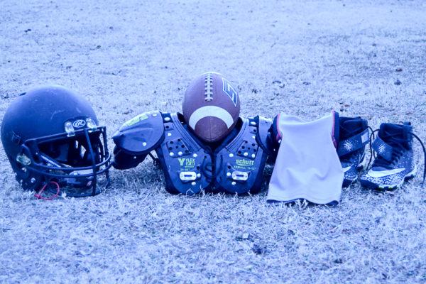 youth football gear