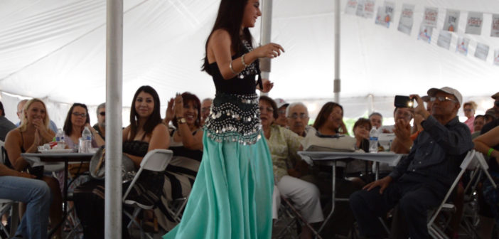 Festival gives El Paso a taste of the Middle East