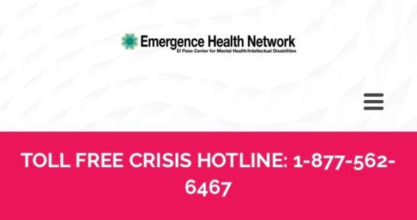 EHN Crisis Hotline