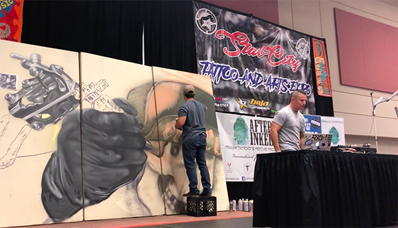 Star City Tattoo And Arts Expo 2018