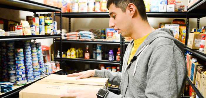 EPCC, UTEP fight student hunger with food pantries