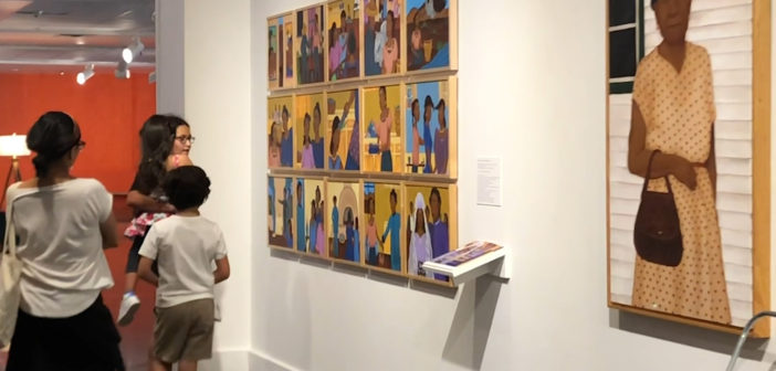 Gloria Osuna Pérez honored with exhibit reminding us of her artistic legacy in El Paso