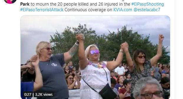 Social media reflects community response as news of attack at El Paso Walmart unfolds
