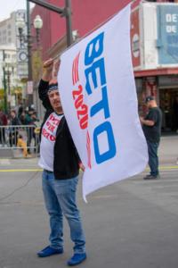 Beto O'Rourke Presidential Campaign Kick-off in El Paso
