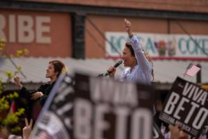Beto O'Rourke Presidential Campaign Kick-off in El Paso6