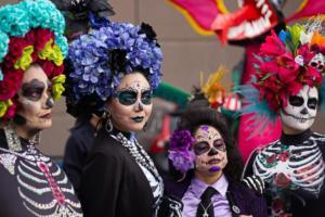 Dia de los Muertos celebration/Photo by Carlos Valadez